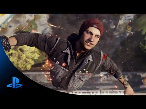 inFAMOUS Second Son - E3 Trailer (PS4) | E3 2013