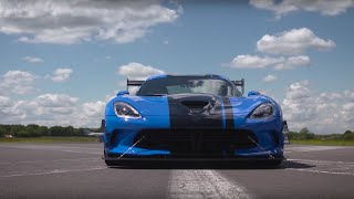 Dodge Viper 645bhp - Chris Harris Drives - Top Gear. Watch online.
