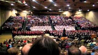 I Hear America Singing St. Olaf College Choral Day 2010
