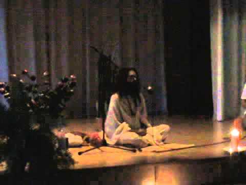 Шри Госвами Яшенду Джи. Прем-медитация (15.08.2007)