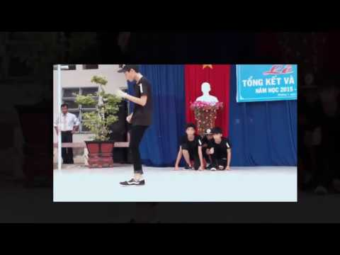 Thời học sinh : học sinh THPT nhảy cực đẹp