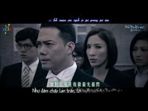 [Vietsub] Cuộc Sống Bất Thường - Tạ Thiên Hoa & Sâm Mỹ (OST Pháp Võng Truy Kích 2012)