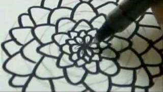How To Draw A Flower Carnation Flower
