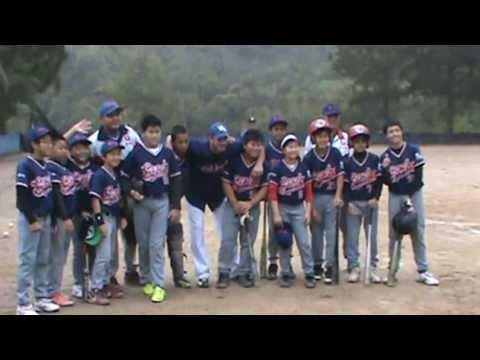 André Rienzo no Gecebs - O Beisebol Brasileiro e as crianças que o viram de perto, agradecem.