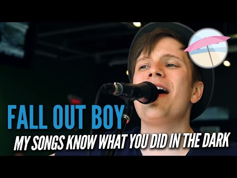 Hình ảnh trong video Fall Out Boy - Sugar, We're Goin Down (Live at