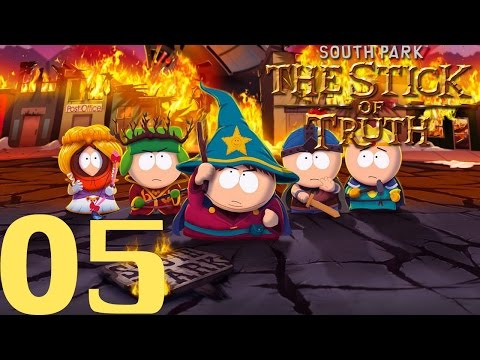 South Park: The Stick of Truth: J'ai mal au fesse | 05 - Let's Play