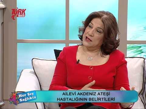 Prof. Dr. Ayşe Öner - Ailesel Akdeniz Ateşi Hastalığı (FMF) - 1