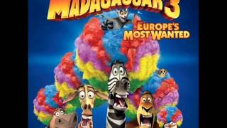 Madagascar 3 SoundTrack Peter Asher Love Always Comes As
