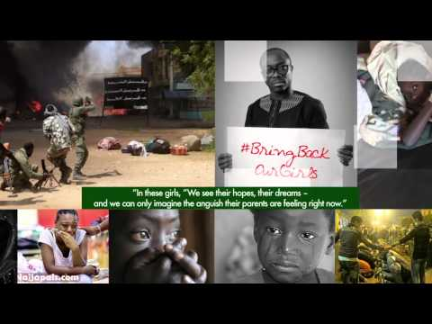 2face - - Break The Silence #BringBackOurGirls