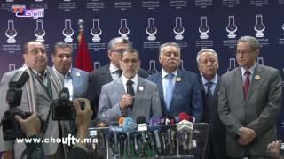 بالفيديو.. لحظة إعلان العثماني عن تشكيل الحكومة التي كان ينتظرها المغاربة |