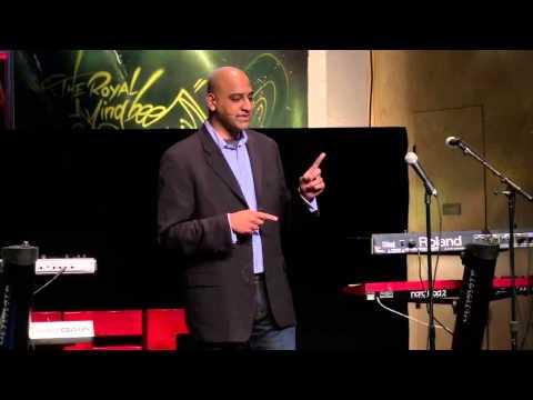 Basketball lessons to education | Shaun Jayachandran | TEDxSomerville