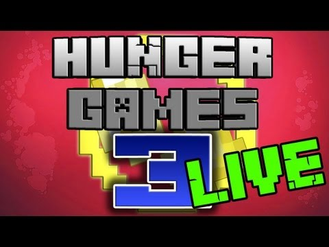 Hunger Games 3 LIVE - First Match