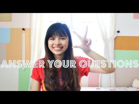 TRẢ LỜI CÂU HỎI: Mỹ phẩm, trang phục, trang điểm,.. - Just Ask Me!