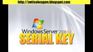 Windows Server 2008 R2 32 Bit Product Key