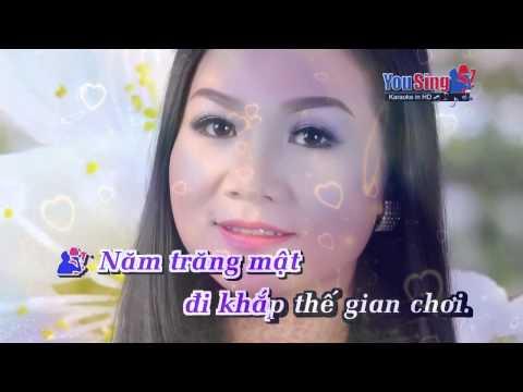 Karaoke Trai Tài Gái Sắc (remix) - Vicky ft Saobien