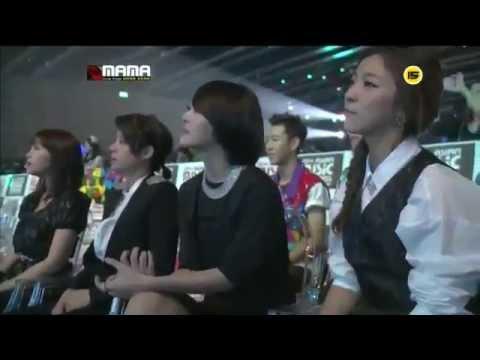 샤이니(SHINee), EXO - MAMA, 루시퍼(Lucifer) @ MAMA 2012