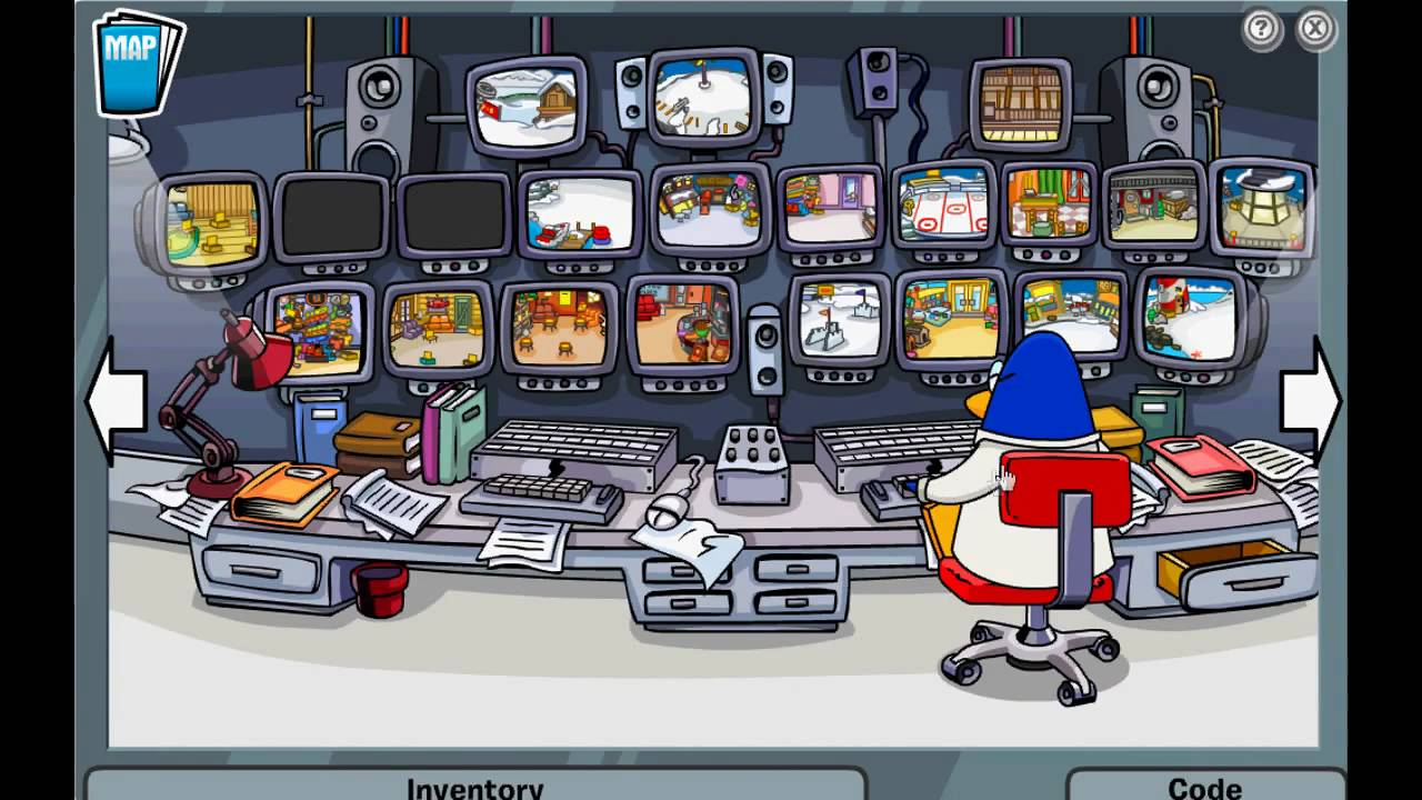 Club penguin mission case of the missing coins