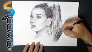 Dibujar a Katy Perry