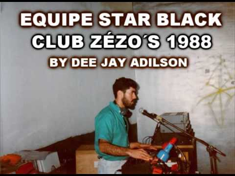 STAR BLACK   CLUB ZÉZOS   ANO DE 1988 PARTE 25