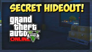 GTA 5 Online: Secret Locations Paleto Bay Secret Hideout