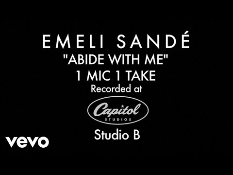 Emeli Sande - Abide With Me (1 Mic 1 Take)