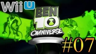 Let's Play : Ben 10 Omniverse Parte 7