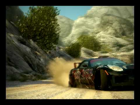 Colin McRae: DiRT 2. The movie: Pontiac