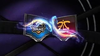 CW vs FNC Week 6 Day 1 EU LCS Summer Split 2014 - Copenhagen...