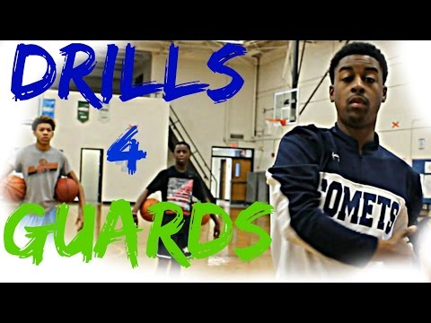 Attacking The Basket - Basketball Drills For Guards