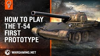 How to Play the T-54 First Prototype