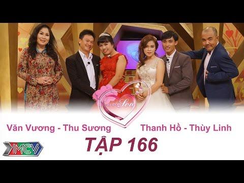 Văn Vương - Thu Sương | Thanh Hồ - Thùy Linh | VỢ CHỒNG SON | Tập 166 | 16/10/2016