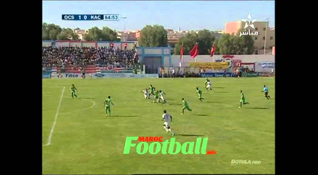 Olympique de Safi 1-0 KAC de Kenitra