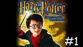 Let's Play Harry Potter I Komnata Tajemnic Cz.1