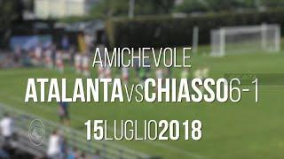 Amichevole Atalanta-Chiasso 6-1