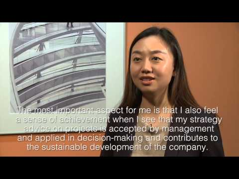 worldsteel #lovesteel interview 9  Jane Zhou, Baosteel