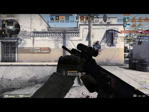 CS:GO Gameplay and Performance GTX 970 1080p
