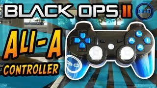 NEW Ali-A Controller Gameplay! - Black Ops 2 LIVE w/ Ali-A! - (Call of Duty: BO2 Multiplayer)