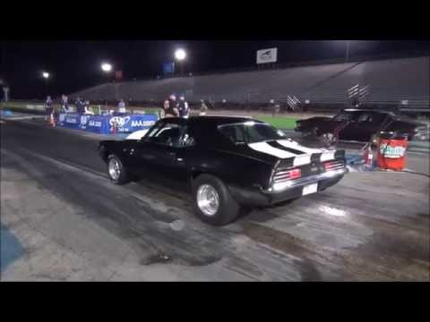 8 Sec Quarter Mile Chevys COASTING