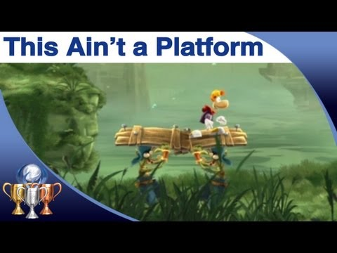 Rayman Legends - This Ain't a Platform - Trophy / Achievement Guide