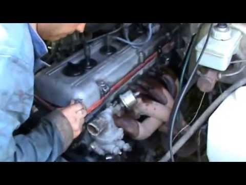 Газель ремонт 406 двигатель видео