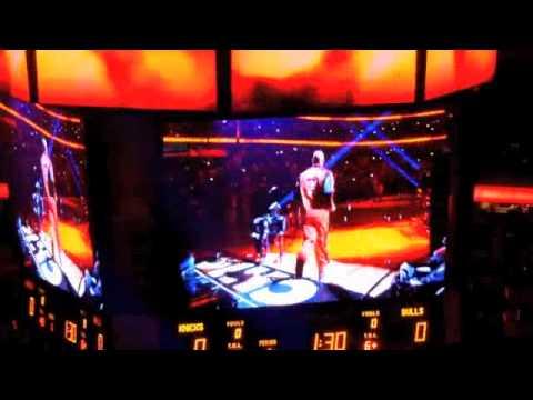Chicago Bulls 2013 Opener Derrick Rose Return
