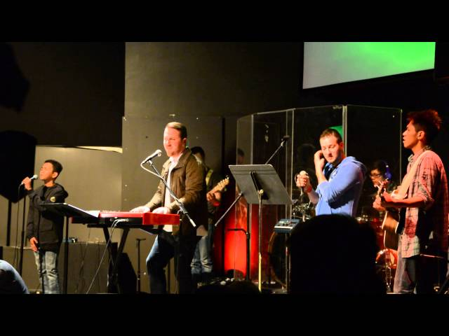 Not for a moment (Aldrich&James with the HBC Worship Team)