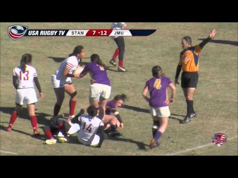 2013 USA Rugby College 7s National Championship: Stanford vs James Madison