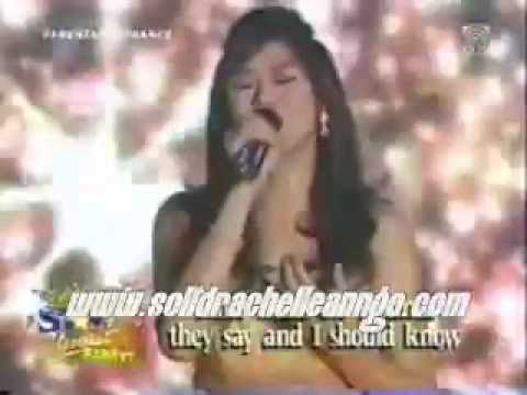Sarah Geronimo- Almost over you. Against All odds