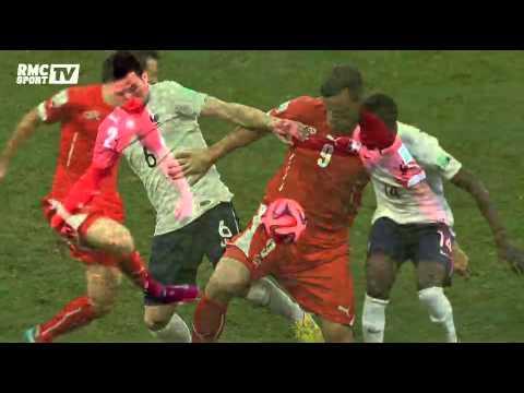 Football / Giroud parle de son association avec Benzema - 20/06