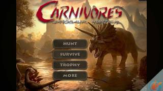 Carnivores Dinosaur Hunter IPhone Game Preview