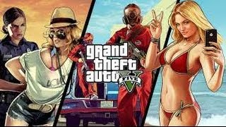 Télécharger / Download GTA 5 Sur PC Grand Theft Auto V