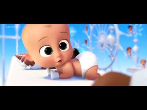 Birth of THE BOSS BABY / DREAMWORKS ANIMATION / KIDS MOVIE / MAY 2017