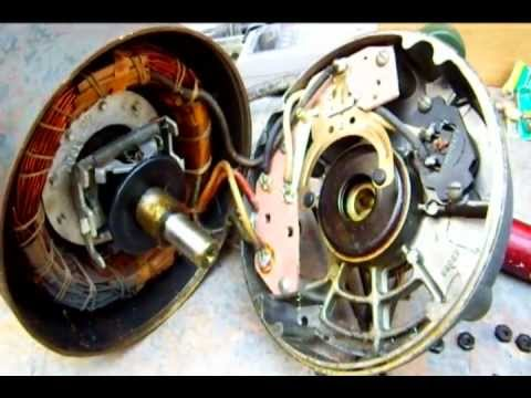 reversing  induction motor century electric  horse