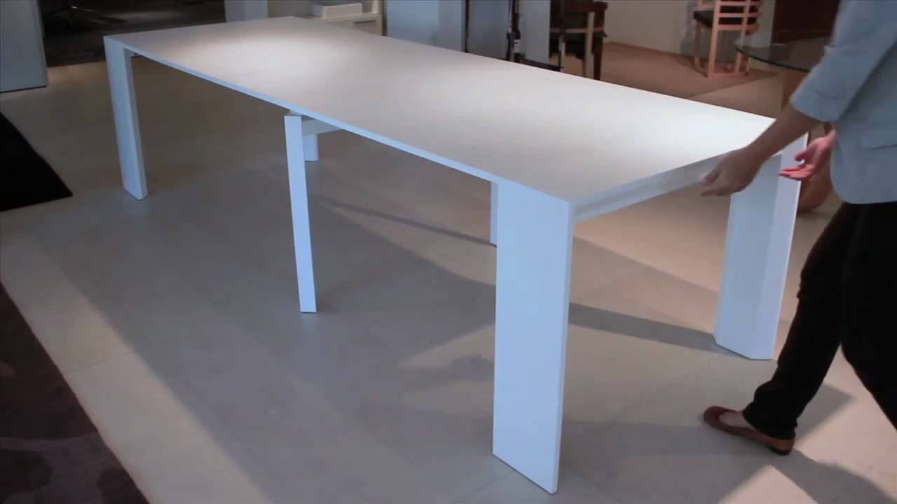 Goliath console dining table youtube - Goliath console table ...